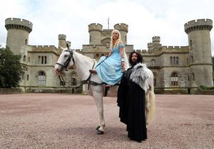 Leur incroyable mariage « Game of Thrones » enflamme la Toile