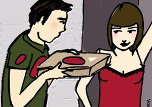 Canada : la pizza classée X
