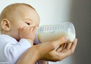 Quel lait pour bébé ?