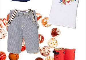 Fashion baby : petit marin