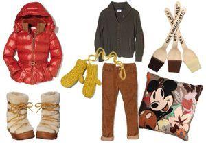 Mode enfant : Petits plaisirs d'automne