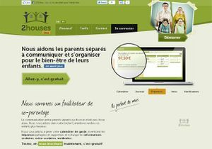 2houses.com : le site qui facilite la vie des parents divorcés