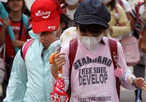 Fukushima : 45% des enfants ont des traces radioactives