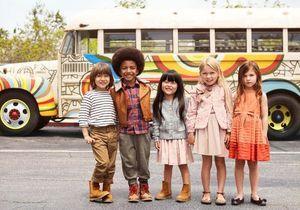 H&M vient en aide aux enfants avec l'Unicef