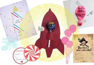 Des invitations d'anniversaire pour enfant qui donnent (déjà) envie de faire la fête