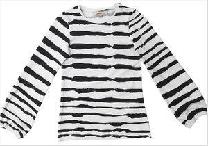 Jean Paul Gaultier: la marinière amarre chez les enfants