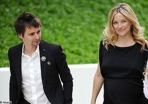 Kate Hudson et Matthew Bellamy parents d'un petit garçon !