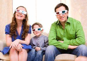 La 3D serait dangereuse pour les enfants