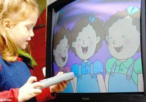 La télévision est-elle dangereuse pour les enfants de - 3 ans ?