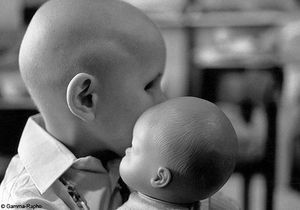 Le cancer chez les moins de 15 ans progresse