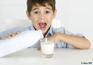Le lait favoriserait la réussite scolaire