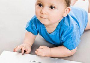 Les enfants déjà sur le web avant leur naissance