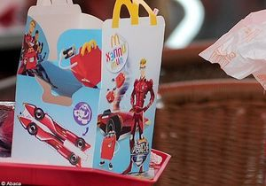 Les Etats-Unis contre le Happy Meal du Mc Donald's