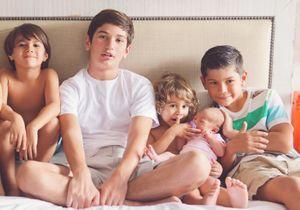 Pourquoi avoir une famille nombreuse c'est en fait très pratique (et cool)