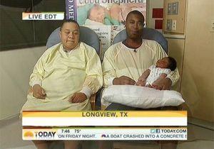 Un bébé de 7,3 kilos est né au Texas