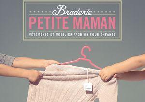Une braderie fashion et récréative pour nos bambins !