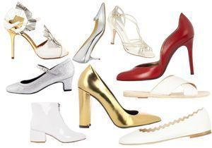 40 chaussures de mariée à mettre à nos pieds le jour J