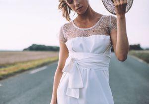Et si on se mariait en robe courte Lorafolk ?