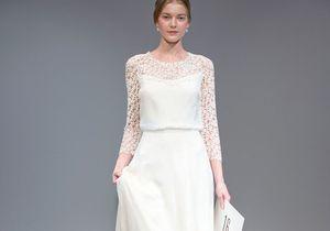 Robes de mariée: on pioche dans le prêt-à-porter!