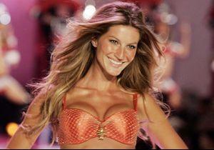 Gisele Bündchen : voici pourquoi elle a arrêté de défiler pour Victoria's Secret