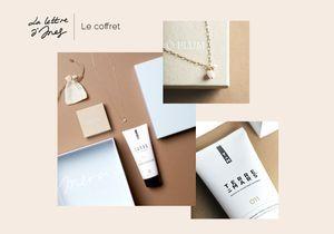 La nouvelle box d'Ines de la Fressange invite à la sérénité
