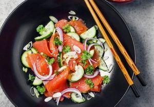 Des idées pour cuisiner le saumon fumé avec Weight Watchers Liberté