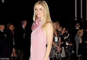 Gwyneth Paltrow : son menu anti-eau