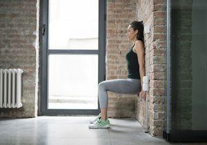 Sport : 5 exercices à faire avec un mur