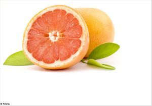 Zoom nutrition : le pamplemousse, riche en vitamine C