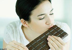 Zoom santé : le chocolat noir