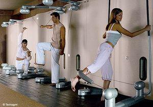 On a testé le Kinesis, la nouvelle gym élastique