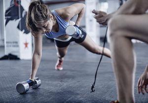 """Hard Gym"" : le phénomène du sport intensif"