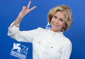 Jane Fonda relance ses mythiques cours de gym pour la bonne cause