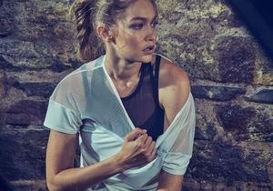 #PerfectNever : Gigi Hadid devient ambassadrice fitness pour Reebok