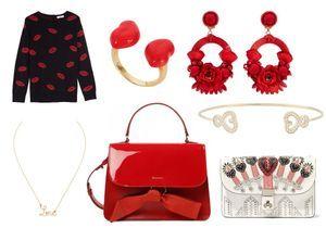 18 cadeaux mode pour célébrer la Saint-Valentin