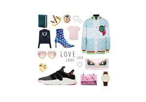 Saint Valentin : 30 cadeaux mode pour hommes et femmes