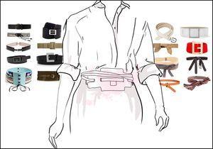 20 ceintures qui soulignent la taille avec style