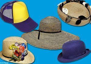 L'accessoire de l'été 2010, c'est le chapeau !