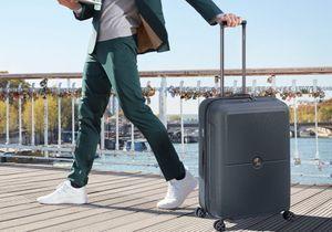 L'Instant mode : pourquoi on adore cette valise high-tech signée Delsey