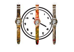 L'instant mode : Swatch x Musée du Louvre, la collab' mode improbable qui détonne
