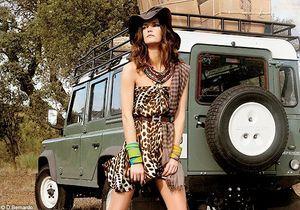 On veut toutes une touche de léopard