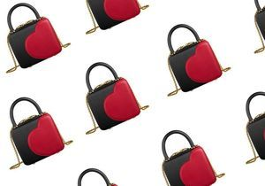 Push mode : le sac à coeur signé Chopard