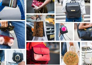 Street style : best of des sacs vus à la Fashion Week