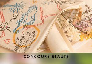 Une pochette SEZANE, en coton bio, avec votre magazine ELLE
