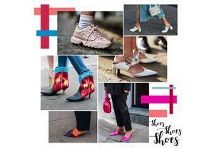7 paires de chaussures que les New-Yorkaises portent tous les jours