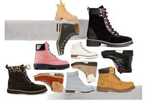 Tendance rando : 30 chaussures pour être au sommet cet hiver !