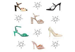 20 chaussures de soirée pour faire la fête cet été