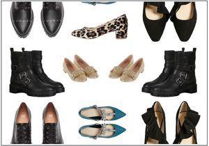 20 jolies chaussures à moins de 50 euros