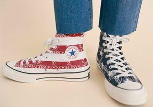 #ElleFashionCrush : la nouvelle collab' Converse x JW Anderson