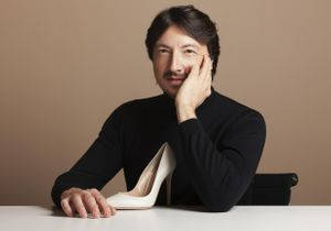 Fashion name : Gianvito Rossi, le maestro du stiletto